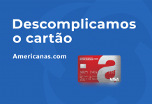 review cartao americanas